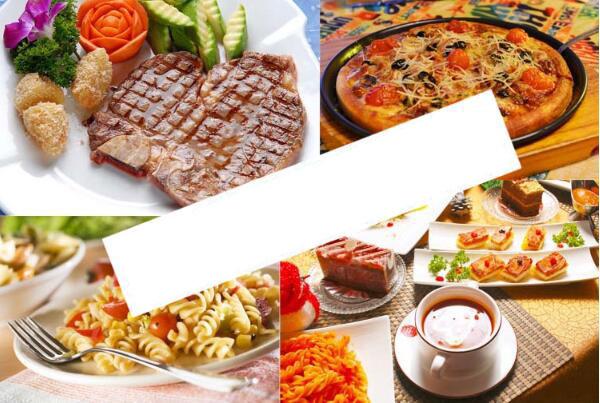 西式西餐烹调技术资料制作配方/西餐菜肴做法大全