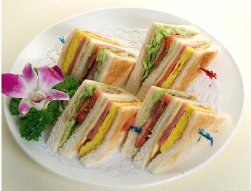 西式点心 糕点三明治做法大全视频教程
