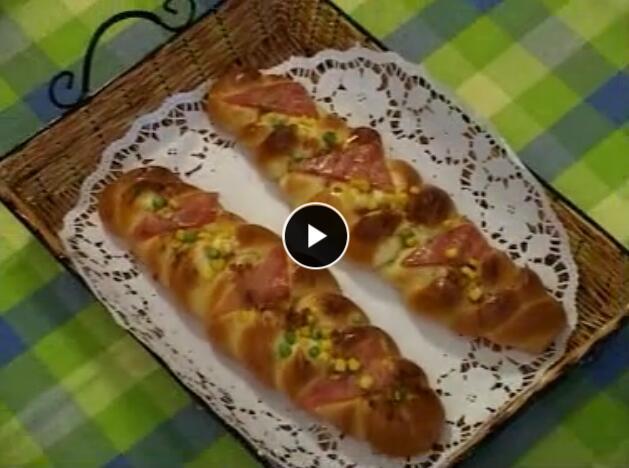 面包制作视频教程